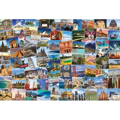 Puzzle  Eurographics-8220-5480 World Globetrotter