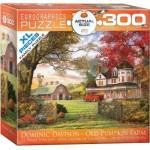 Puzzle  Eurographics-8300-0694 XXL Teile - Dominic Davison - Die Alte Kübis Farm
