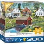 Puzzle  Eurographics-8300-5383 XXL Teile - Nostalgische Holzbrücke