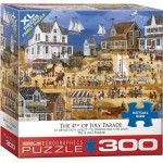 Puzzle  Eurographics-8300-5385 XXL Teile - Die 4. Juli-Parade