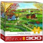 Puzzle  Eurographics-8300-5387 XXL Teile - Kürbiserntezeit