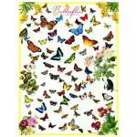 Puzzle  Eurographics-8500-0077 Schmetterlinge