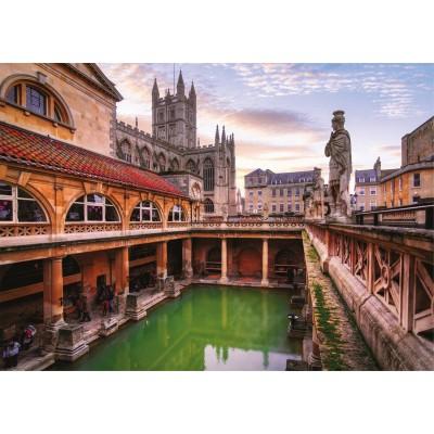 Puzzle  Jumbo-11163 XXL Teile - Roman Baths, Bath