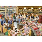 Puzzle  Jumbo-11169 Tea for Two