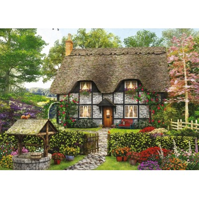 Puzzle  Jumbo-11210 The Florist's Cottage