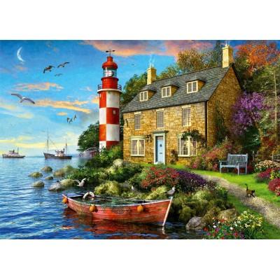 Puzzle  Jumbo-11247 The Lighthouse Keeper's Cottage