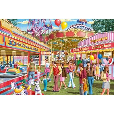Puzzle  Jumbo-11259 Fun at the fair