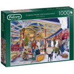 Puzzle  Jumbo-11266 Coming Home for Christmas