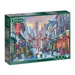 Puzzle  Jumbo-11277 Christmas in York