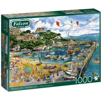 Puzzle  Jumbo-11290 Newquay Harbour