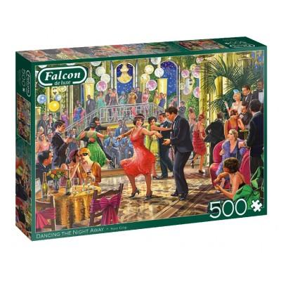 Puzzle  Jumbo-11291 Dancing the Night Away