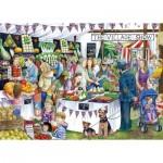 Puzzle  Jumbo-11302 The Village Show