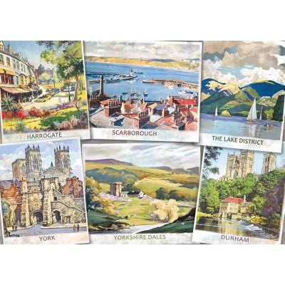 Puzzle  Jumbo-11303 The Beautiful North