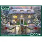Puzzle  Jumbo-11313 The Christmas Cottage