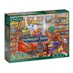 Puzzle  Jumbo-11317 Tony's Top Shoppe