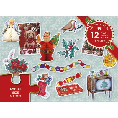 Puzzle  Gibsons-G2261 Christmas