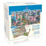 Gibsons-G2601 Puzzle and Postcards By Mike Jupp