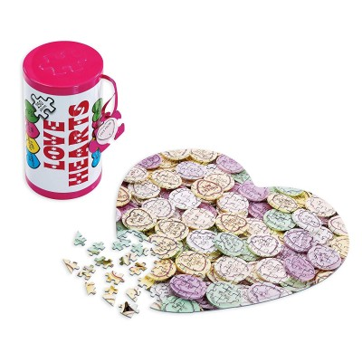 Puzzle Gibsons-G2810 Love Hearts