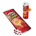 Gibsons-G2814 Beidseitiges Puzzle - Pringles