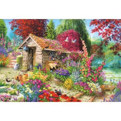 Puzzle Gibsons-G3096 John Francis: A Dog's Life