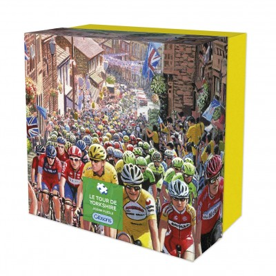 Puzzle  Gibsons-G3429 Le Tour de Yorkshire