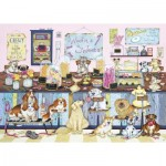 Puzzle  Gibsons-G3530 XXL Teile - Woofit's Sweet Shop