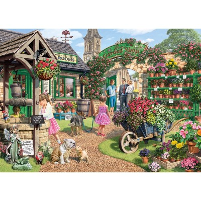 Puzzle Gibsons-G3537 XXL Teile - Steve Read - Glennys Garden Shop