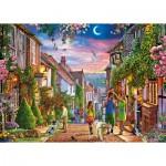 Puzzle  Gibsons-G3546 XXL Teile - Mermaid Street Rye
