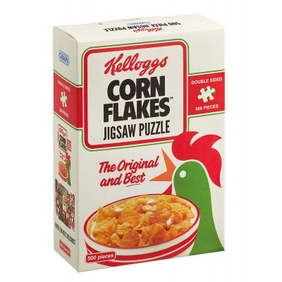 Puzzle  Gibsons-G3805 Kellogg's Cornflakes
