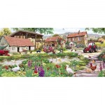 Puzzle  Gibsons-G4048 Duck House