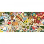 Puzzle  Gibsons-G4600 Dreamtime Picnic