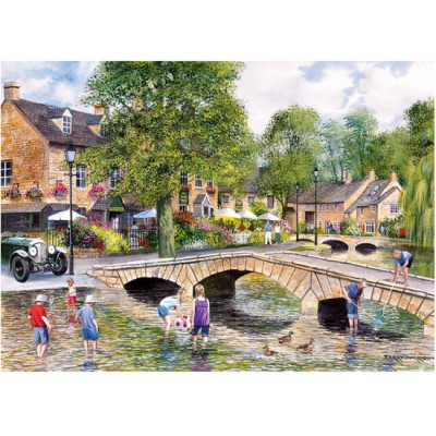 Puzzle Gibsons-G6072 Bourton On The Water