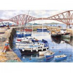 Puzzle  Gibsons-G6089 Queensferry Harbour