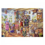 Puzzle  Gibsons-G6173 Tony Ryan: The Fishing Shed