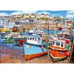 Puzzle  Gibsons-G6220 Mevagissey Harbour