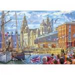 Puzzle  Gibsons-G6298 Albert Dock, Liverpool