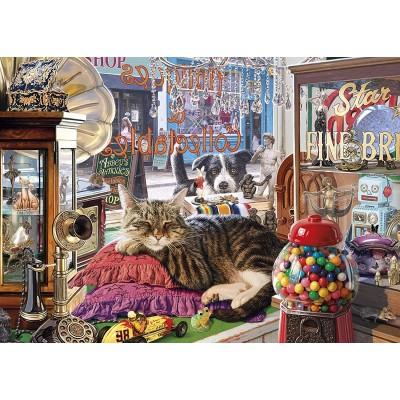 Puzzle Gibsons-G6303 Abbey's Antique Shop