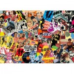 Puzzle  Gibsons-G7102 Pop Culture