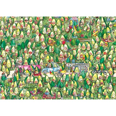 Puzzle Gibsons-G7203 Avocado Park