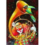 Puzzle  Gold-Puzzle-60553 Yuri Macik: Untalentierter Musiker