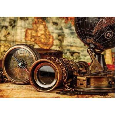 Puzzle  Gold-Puzzle-61376 Vintage