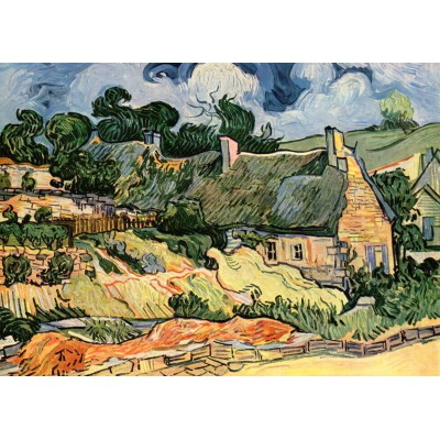 Puzzle  Grafika-Kids-00008 Vincent Van Gogh, 1890