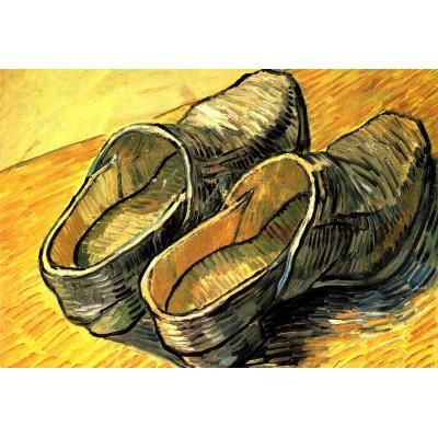 Puzzle  Grafika-Kids-00013 XXL Teile - Vincent van Gogh, 1888