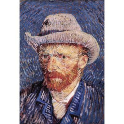 Puzzle  Grafika-Kids-00019 XXL Teile - Vincent Van Gogh, 1887-1888