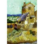 Puzzle  Grafika-Kids-00043 XXL Teile - Vincent van Gogh, 1888