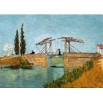 Puzzle  Grafika-Kids-00047 Vincent van Gogh, 1888
