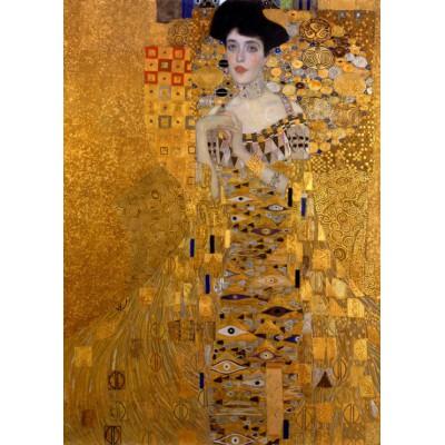 Puzzle  Grafika-Kids-00067 Klimt Gustav: Adele Bloch-Bauer, 1907