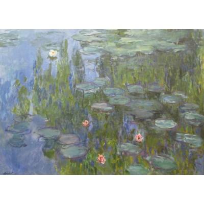 Puzzle  Grafika-Kids-00085 Claude Monet: Nymphéas, 1915