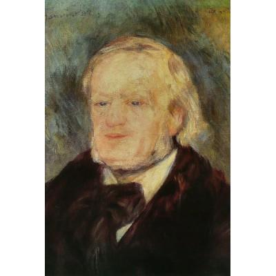Puzzle  Grafika-Kids-00169 Renoir Auguste: Richard Wagner, 1882