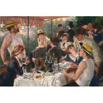 Puzzle  Grafika-Kids-00173 XXL Teile - Auguste Renoir: Le Déjeuner des Canotiers, 1881